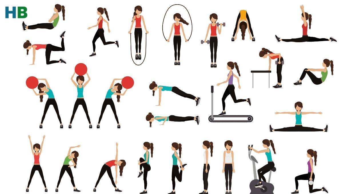 HIIT-Exercises
